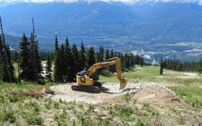North Shore's 'The Courtenay' – Excavating with North Construction