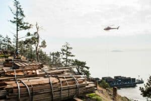 Foreshore Projects in B.C.