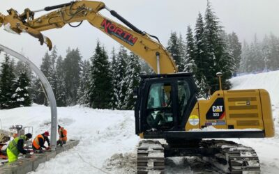 Winter Operations Services on the North Shore Mountains